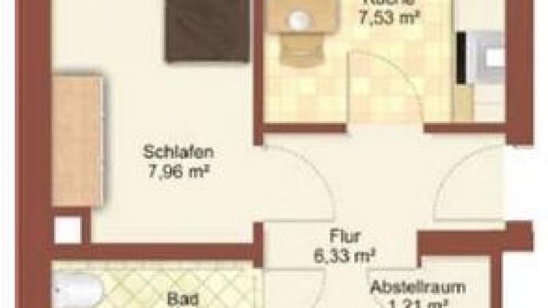 26_nachhause-immobilien_ee71236286aace2864e380e2783fad042c0234ee Zwei Singles in der Großstadt ... Schickes 2-Zimmer-Apartment mit hübschem Balkon