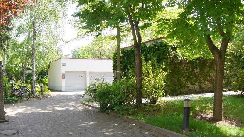 auf ca. 55 m² Wohnfläche und einem Stellplatz in einer Duplex-Garage.