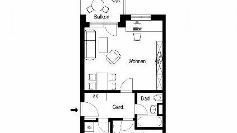 29_nachhause-immobilien_96813cfd1ea78d2e6080d8cf30c0ea9bd1f2597c Zu bequem für Best Ager ... Fahrstuhl, Einbauküche, Garagenstellplatz und Süd-Balkon