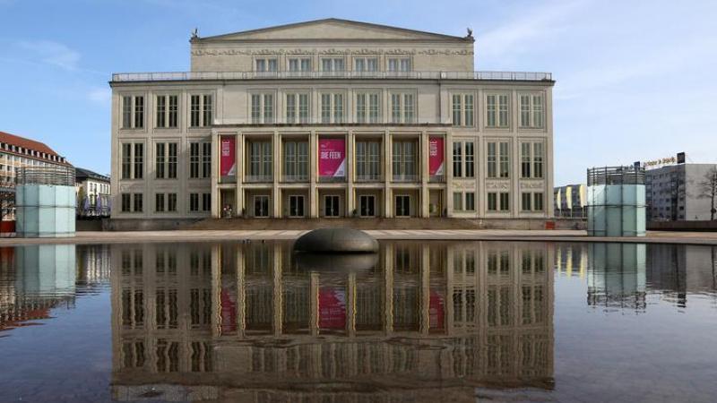 ... das Opernhaus