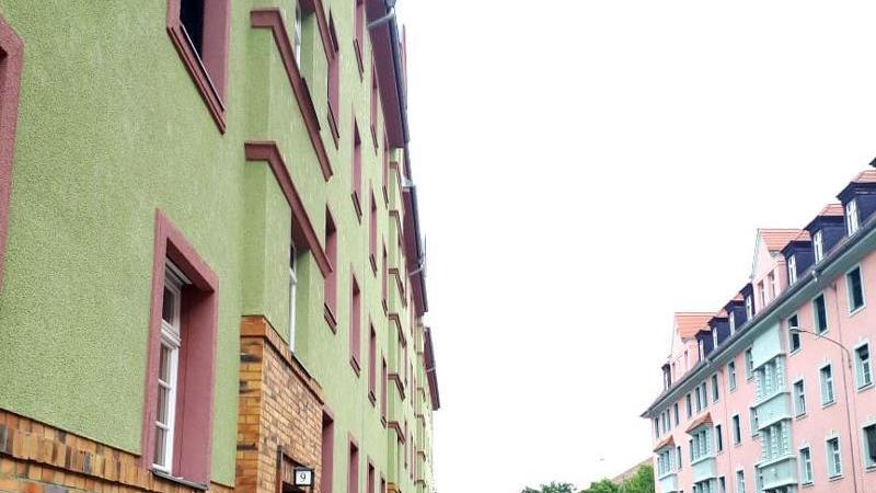 eine gut vermietete Etagenwohnung mit 2 Zimmern