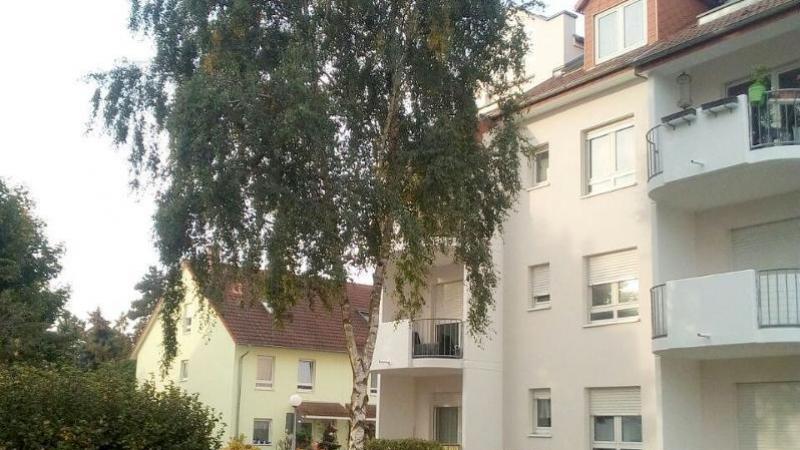 eine Eigentumswohnung mit ca. 53 m² Wohnfläche.