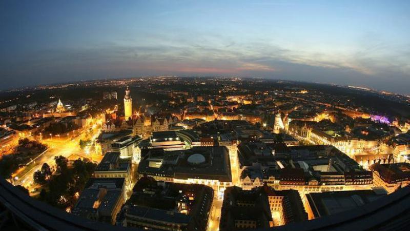 Leipzig hat als Stadt mit sehr hoher Lebensqualität