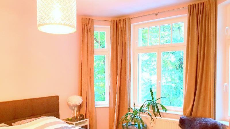 eine entzückende Wohnung für Platzsparer