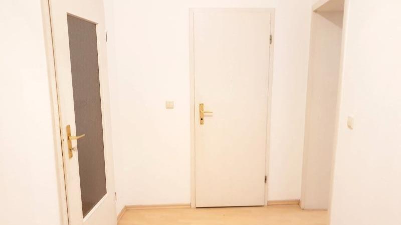 Die Raumaufteilung der Wohnung