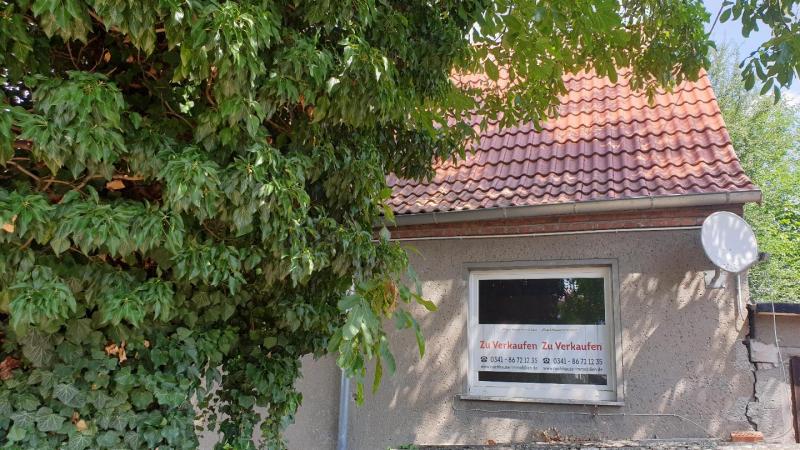 01_nachhause-immobilien_544a26812a3efa0b036850d80df77ef428d69b93 Ein Job für die Bauretter ... Großes Grundstück mit kleinem Einfamilienhaus an der Saale