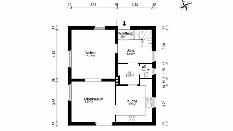 06_nachhause-immobilien_a4ae1c37871337abf7e7051731a9aac3284455bb Ein Job für die Bauretter ... Großes Grundstück mit kleinem Einfamilienhaus an der Saale