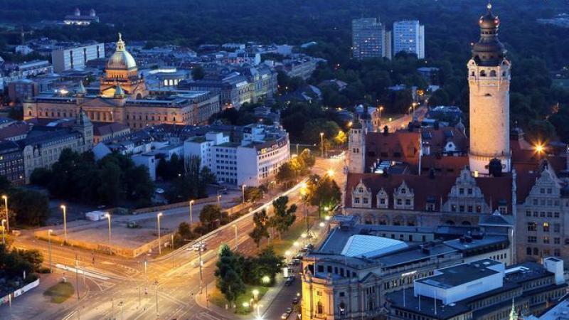 In Leipzig erleben Sie eine weltoffene Atmosphäre